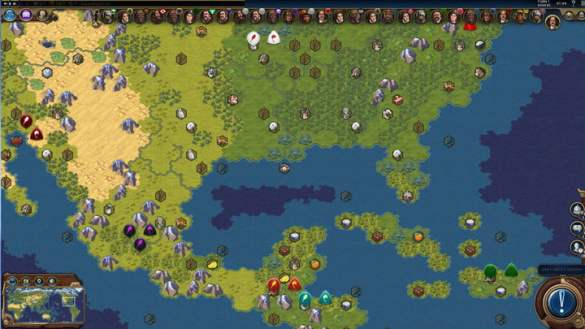 Modder Releases  Ludicrous  Earth Map For  Civilization VI     modder civilization vi earth map 6