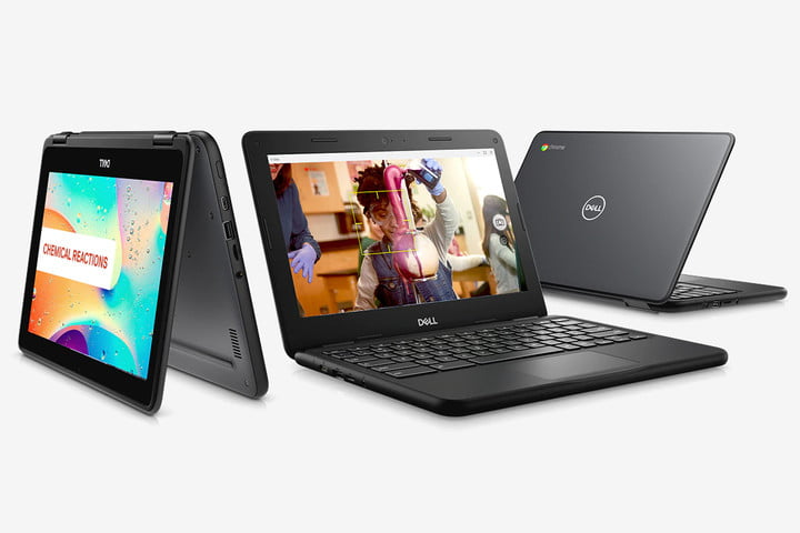 dell Chromebook 11 5190 laptop per piccole imprese