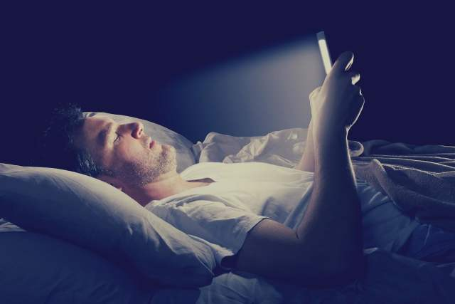 Image result for phone light under bed