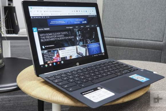 HP Chromebook x2评估