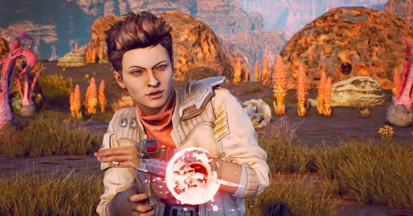 Join a Twitch Plays Livesteam of The Outer Worlds Ahead of Its Release | Digital Trends