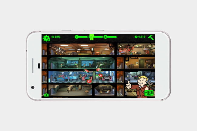 best android games fallout shelter