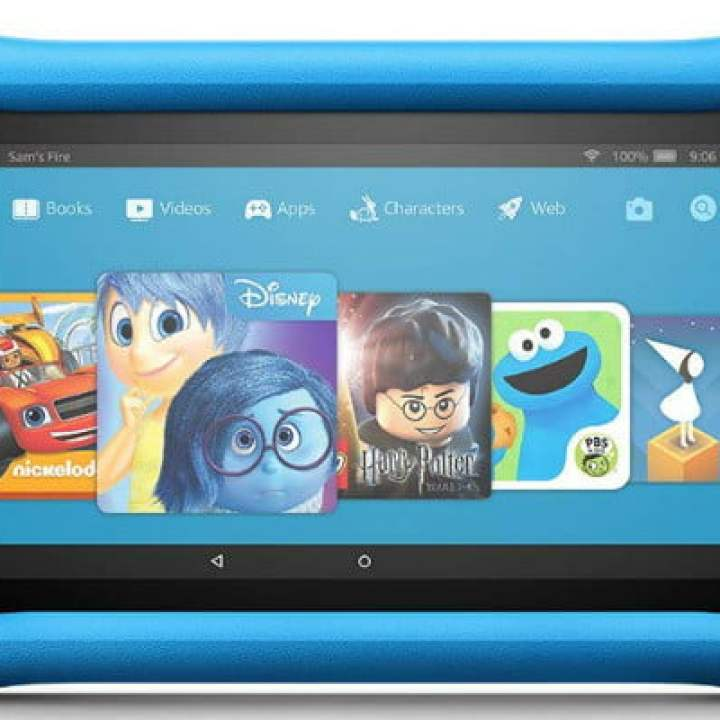 il dispositivo black Friday amazon distribuisce fire 7 kids edition tablet