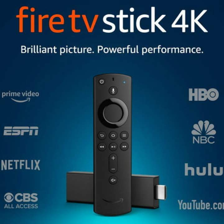 Amazon lancia la tavoletta remota 4k di fire tablet tv con tutti i nuovi lettori multimediali di streaming voce di Alexa