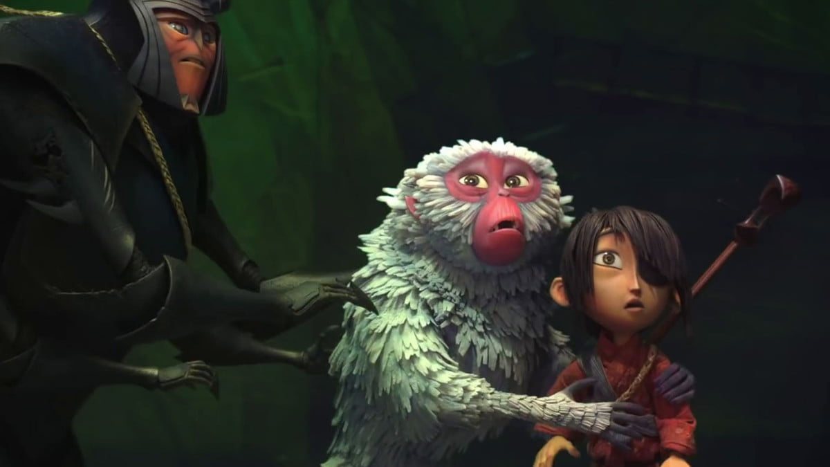 Image result for kubo and the two strings review