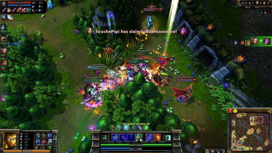 Top Free Strategy Games for PC   Digital Trends League of Legends2