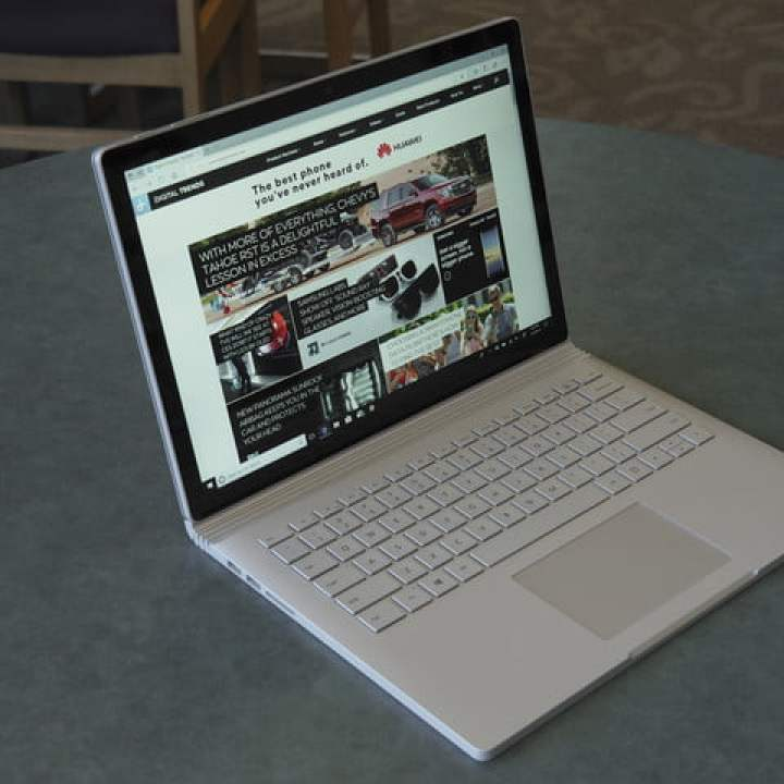 Microsoft Surface Book 2 13 Review
