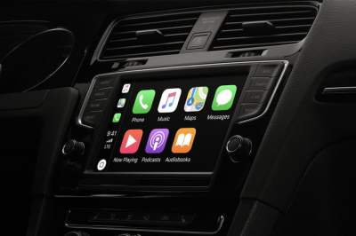 what is apple carplay new 1