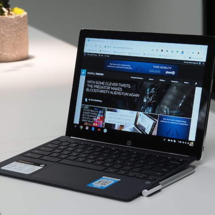migliori Chromebook HP Chromebook x2