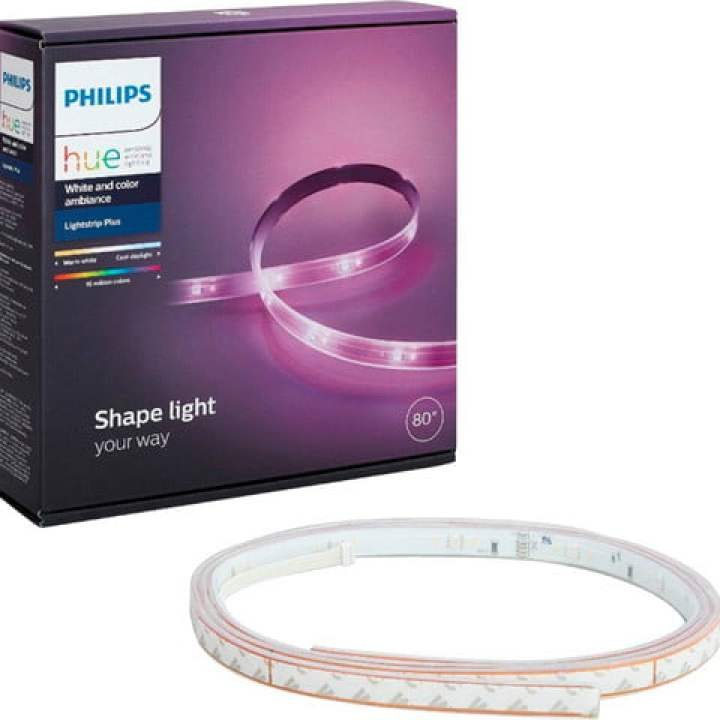 miglior acquisto venerdì nero offerte presto philips hue lightstrip plus dimmerabile led smart light multicolor