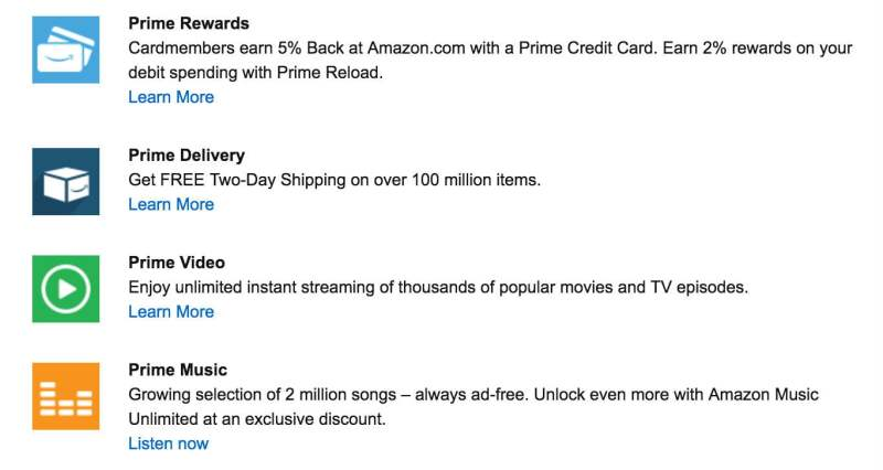 come cancellare amazon prime membershipe2