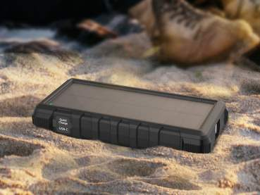 best solar chargers ravpower for a trip