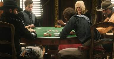 Red Dead Online Poker Not Available Everywhere Due to Gambling Laws | Digital Trends