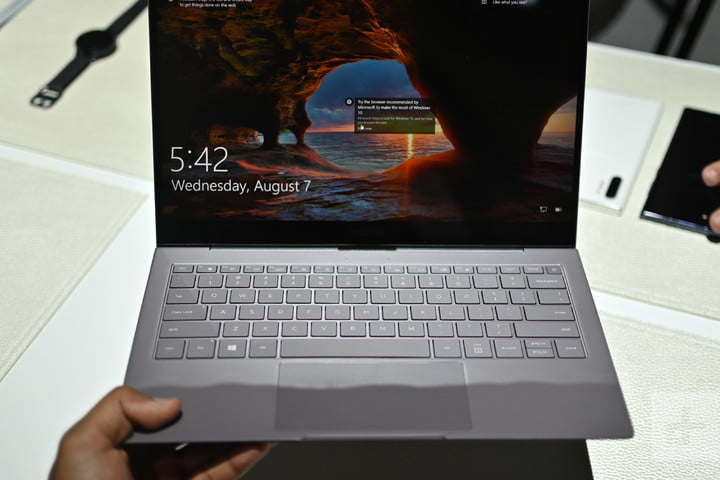 samsung galaxy book s review manos al 7