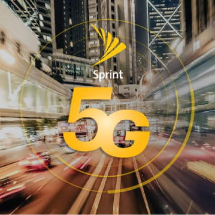 Sprint 5g rollout
