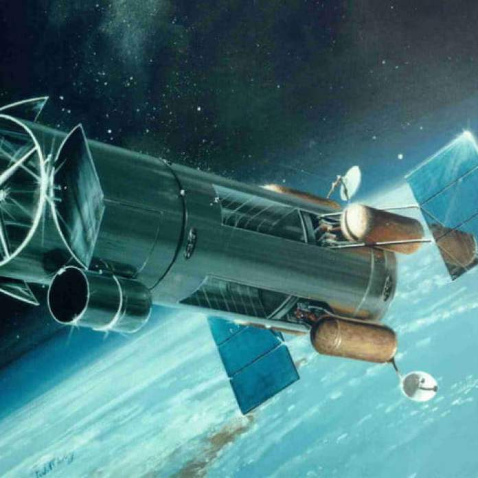 weaponized satellites and the cold war in space based laser