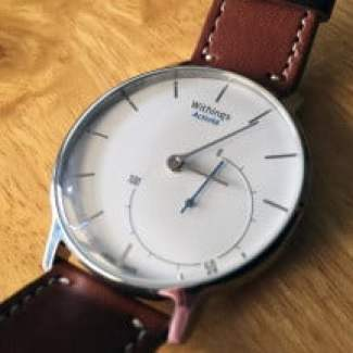Rassegna di Withings Activite