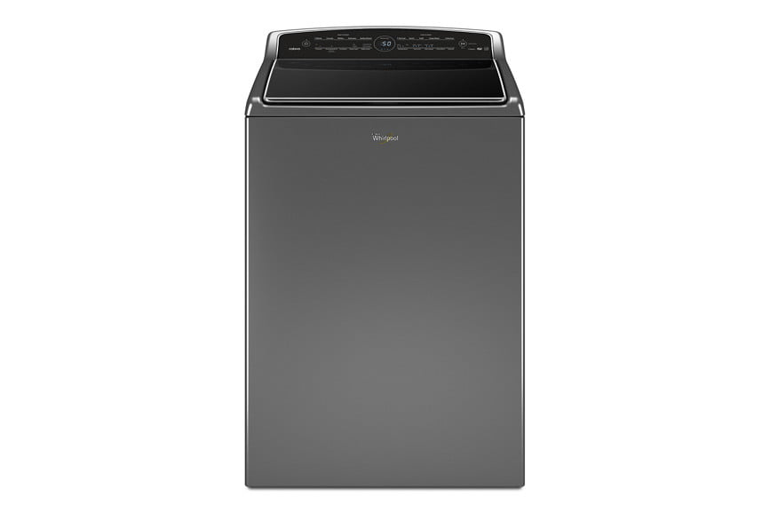 Whirlpool Smart Cabrio WTW8700EC Top‑Loading Washer Review
