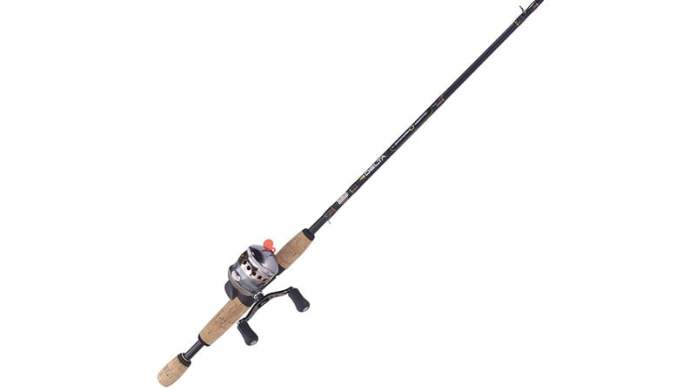 best fishing gear zebco delta rod