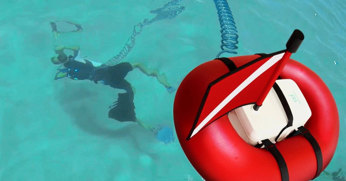 AirBuddy Is The Smallest And Lightest Dive Gear Ever Created Digital Trends