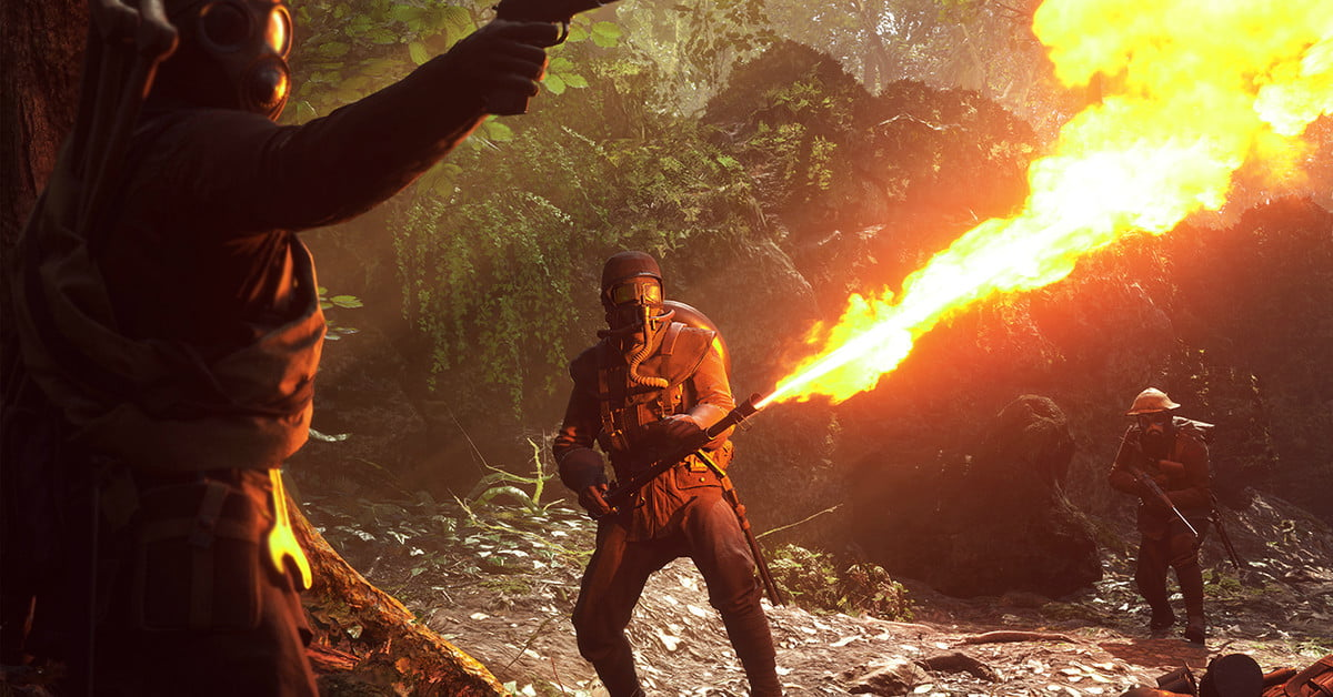 Report Battlefield V Will Only Have Cosmetic