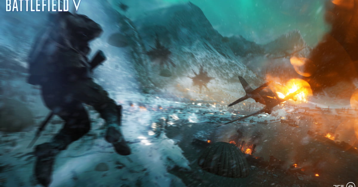 Battlefield V  Closed Alpha Hands on Review   Digital Trends  Battlefield V  Closed Alpha Hands on Review   Digital Trends