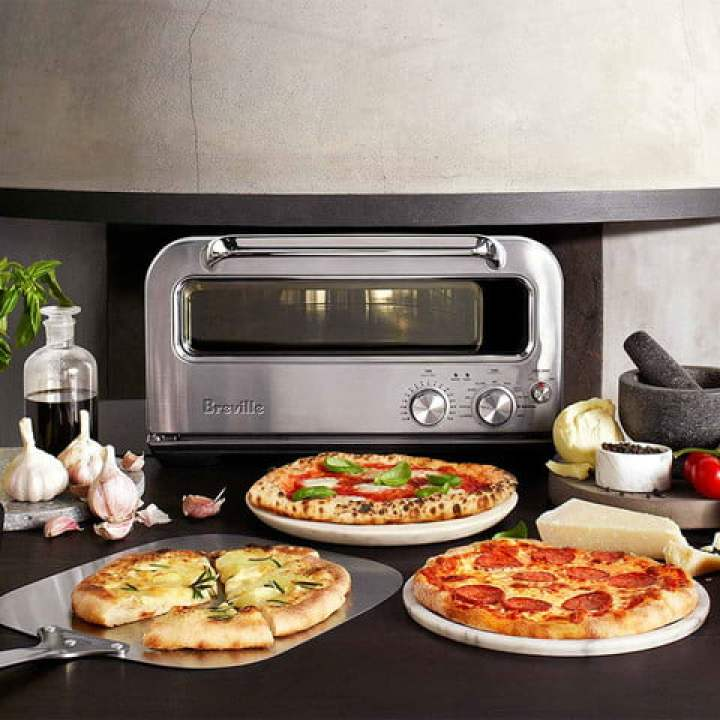 Brevi Smart Oven Pizzaiolo
