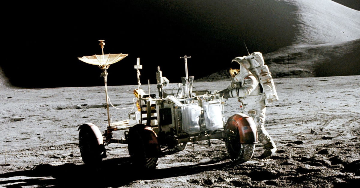 NASA Shut Down The Moon Rover Mission Without Warning