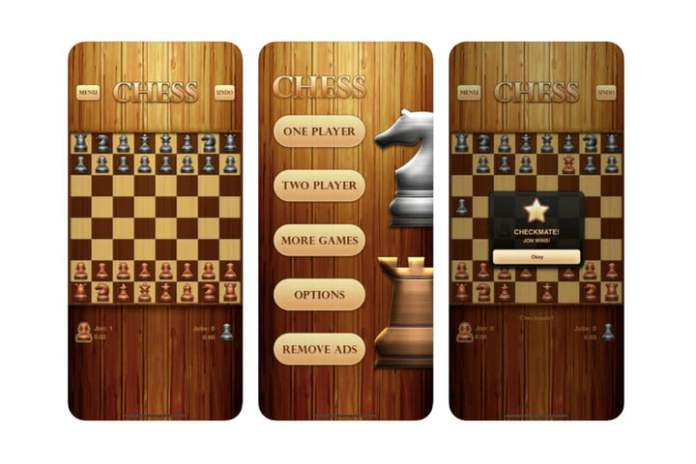 Chess by Optime Software