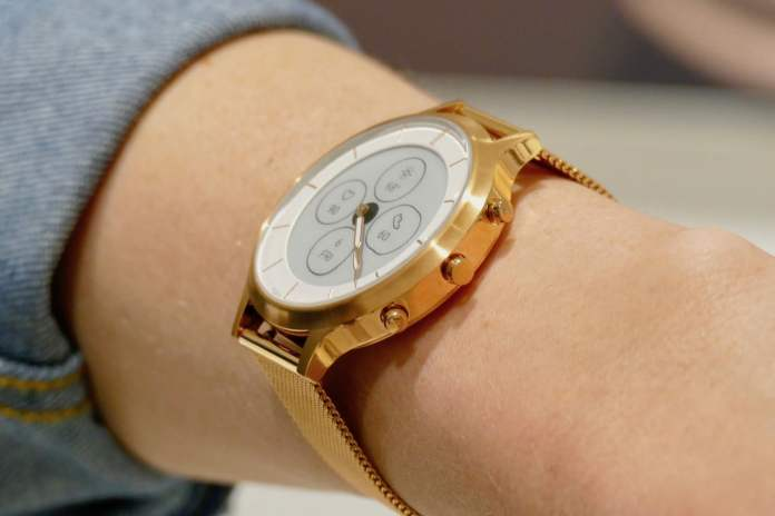 Watch Out, WearOS. Fossil Has Reimagined the Hybrid Smartwatch | Digital  Trends