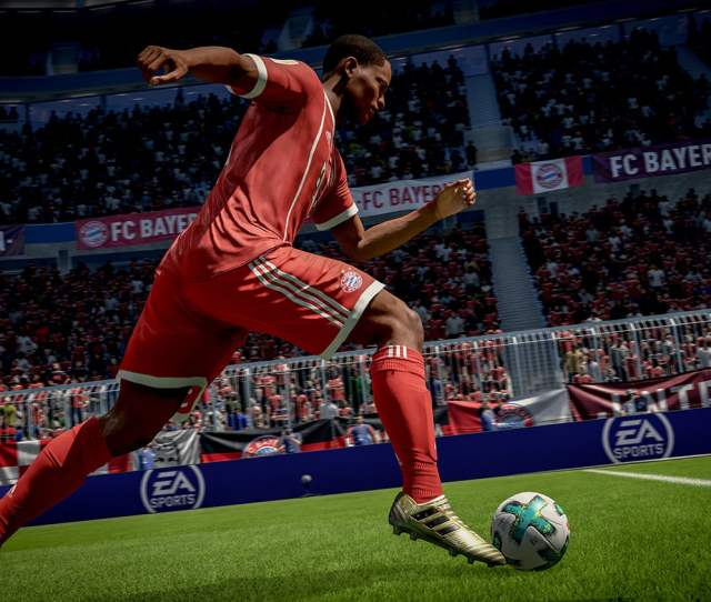 Fifa  Gets The Uefa Champions League Fifa  Free To Try Now Digital Trends