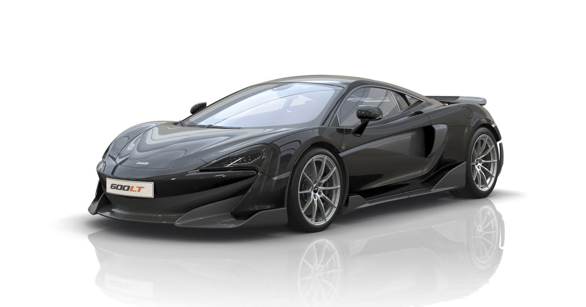 2019 McLaren 600LT First Drive Pictures Specs Digital