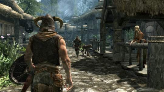 The Best Xbox 360 Games   Digital Trends best xbox 360 games skyrim gallery