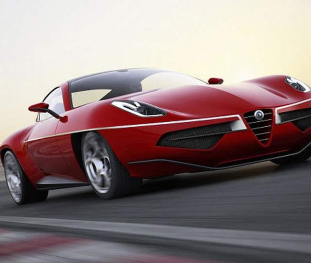 The Alfa Romeo Disco Volante Is Headed Into Limited Production Digital Trends