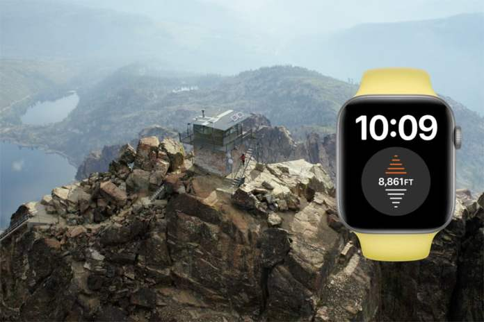 Apple Watch 6 special features