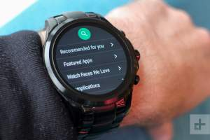 Emporio Armani Connected Review Digital Trends Emporio Armani Ea Connected Smartwatch Review Recommended