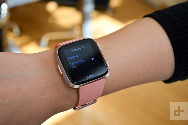 Fitbit Versa Review Back On Top Digital Trends