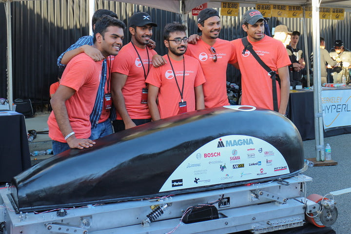 spacex hyperloop pod competition weekend one