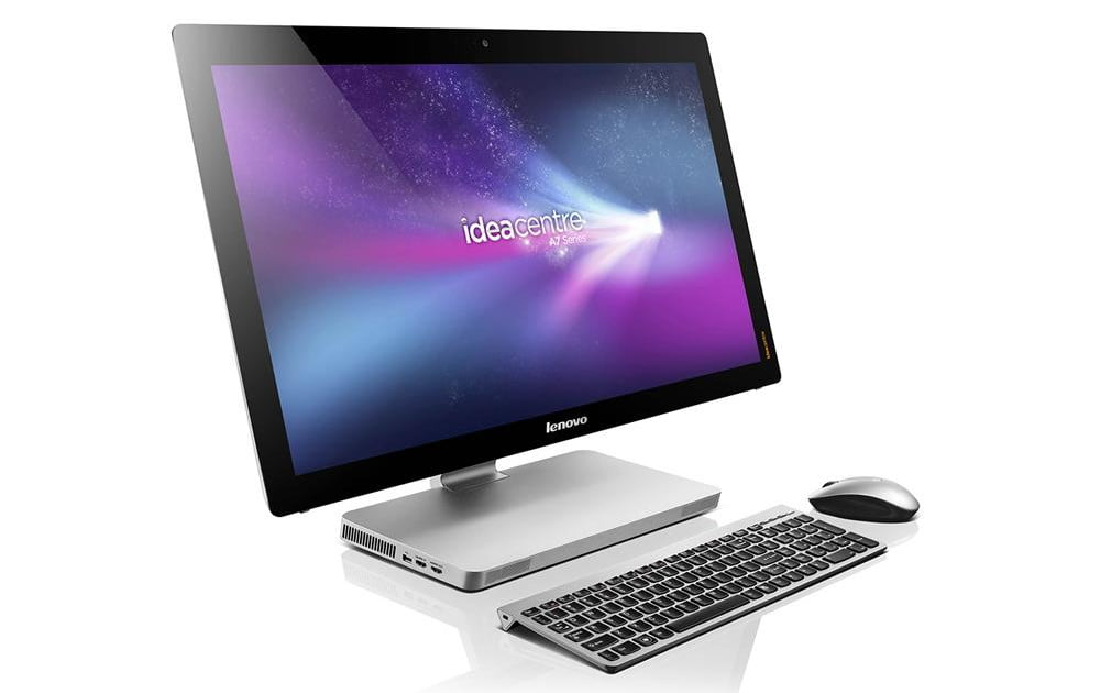 Lenovo Ideacentre A720 Review 27 Inch All In One