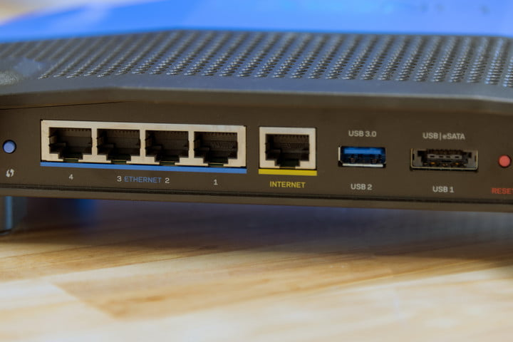 Revisione router Linksys WRT3200 ACM