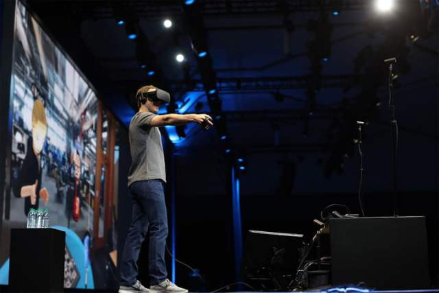 oculus connect 4 livestream mark zuckerberg