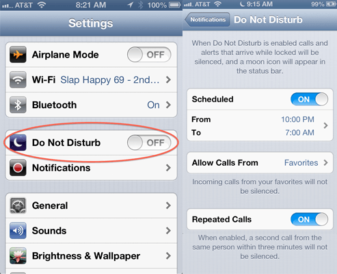 how to see blocked calls on iphone 5