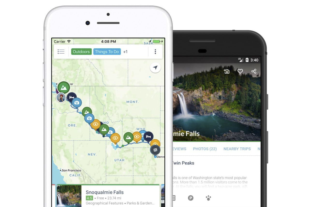 The Best Road Trip Planner Apps