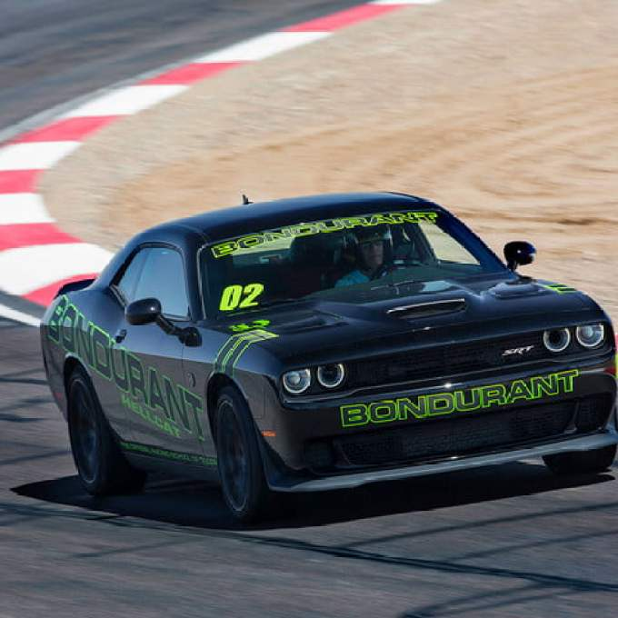 The Bob Bondurant School of High Performance Driving in Chandler