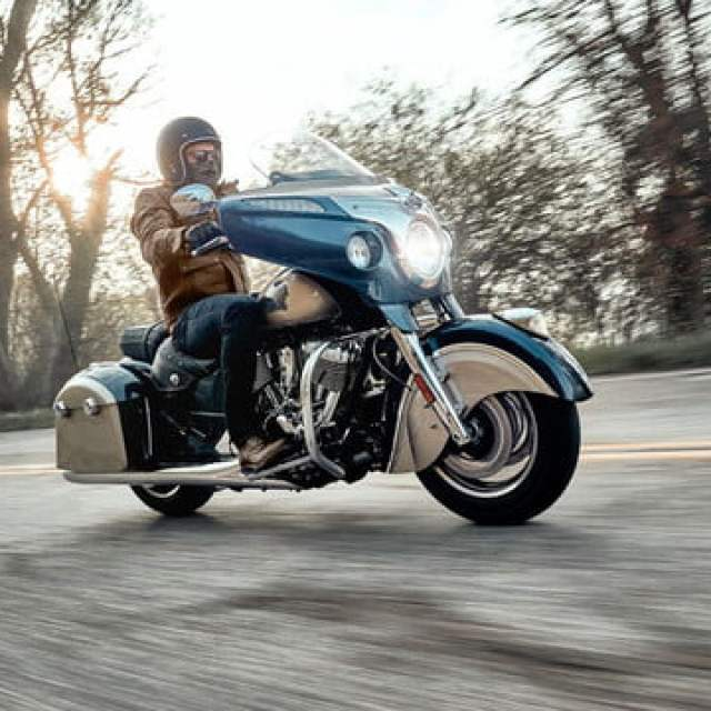 Indian Chieftan Classic