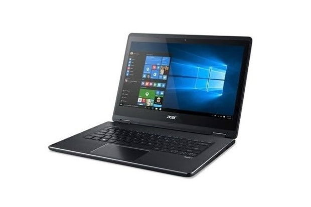 Acer aspire 14 pulgadas portátil convertible walmart deal touch notebook r5 471t 50ud