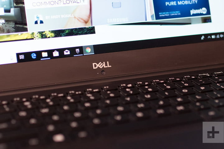 Dell XPS 15 9570 Webカメラ