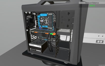 Pc Building Simulator Lets You Build A Virtual Gaming Pc Digital Trends