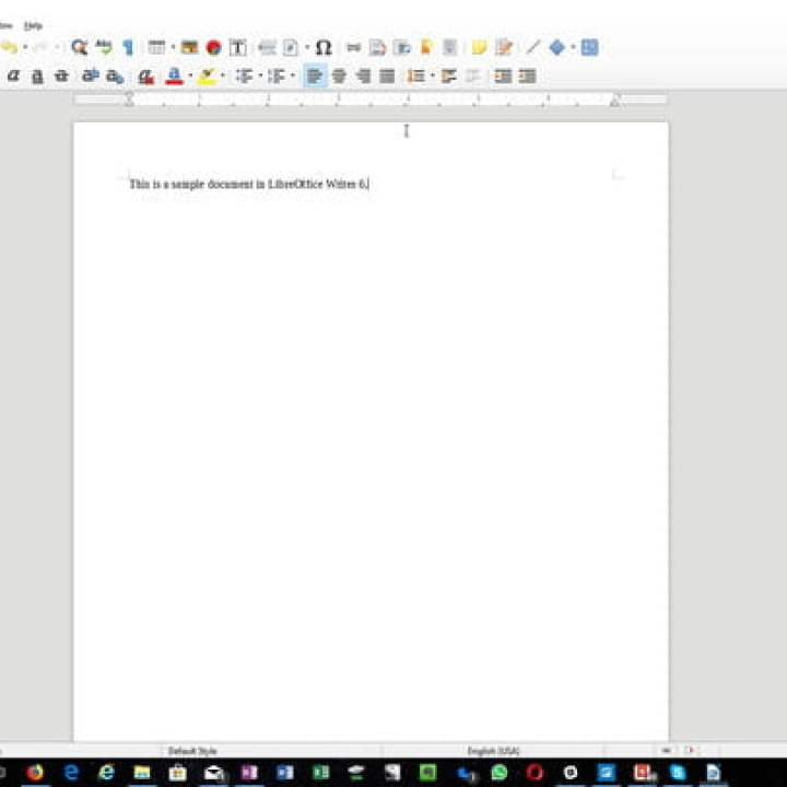 le migliori alternative di Microsoft Office libreoffice
