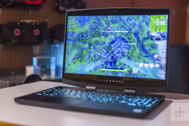 Alienware M15 Gaming Laptop Review Youll Want This Alien To Abduct You Digital Trends